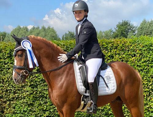 Bronzemedaille im Westfalenchampionat für Valerio